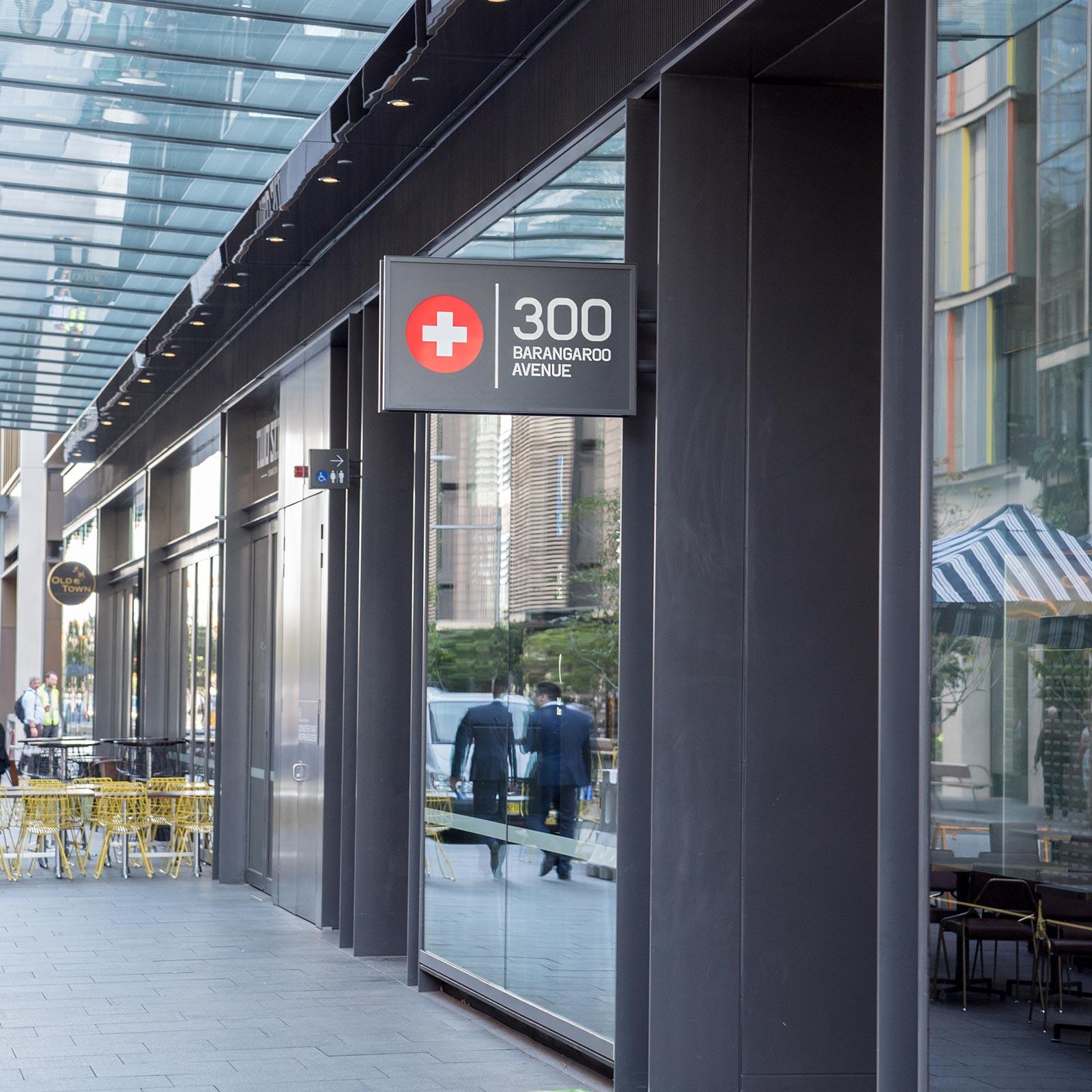 300 barangaroo avenue