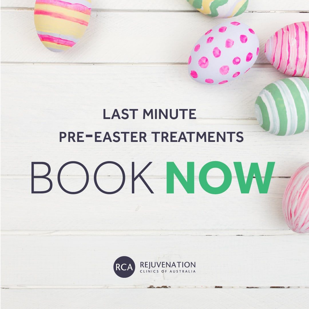 Easter Last Minute Treatments
