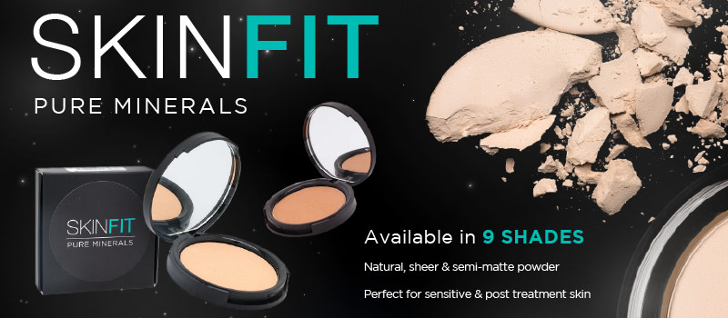 JUNE17 SkinFit Pure Minerals