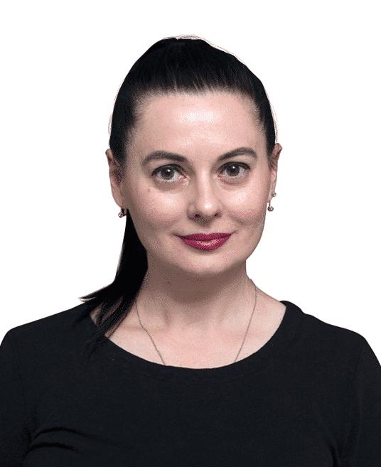 Natasha Nizkopoklonnova, Senior Clinician