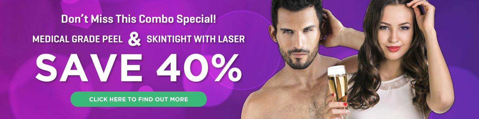 Peel & SkinTight Web Banner