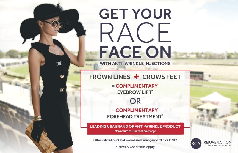 Race Face Injectables Promo  Blog