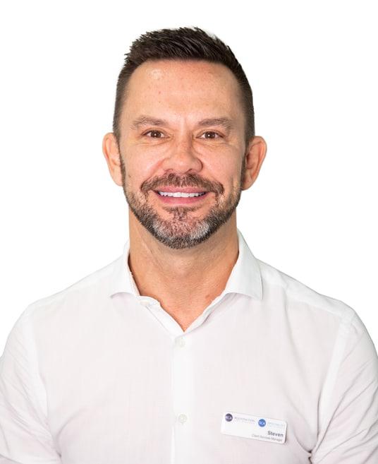 Steven Hamilton, Client Services Manager