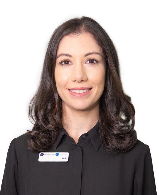 Yeliz Lynch, Senior Clinician