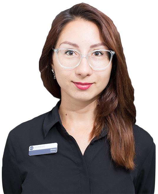 Anna Vinogradova, 临床 医师