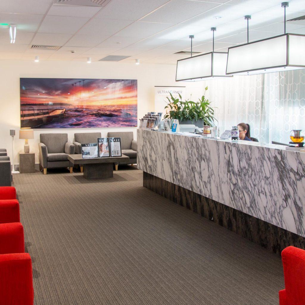 chatswood clinic reception