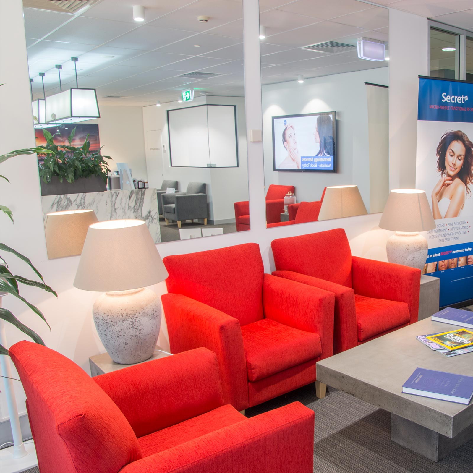 chatswood clinic waiting room