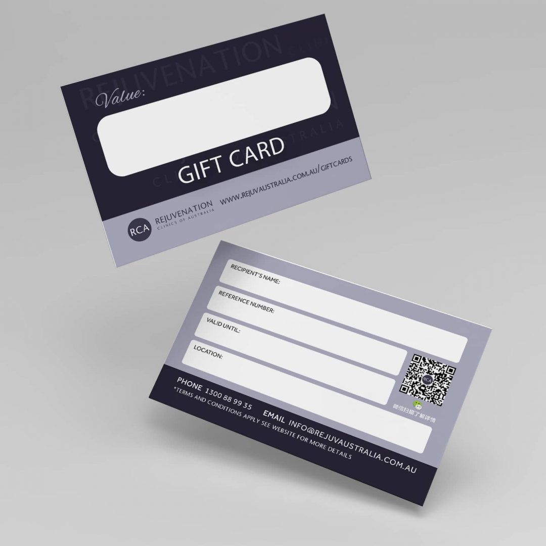 china doll rejuvenation gift card