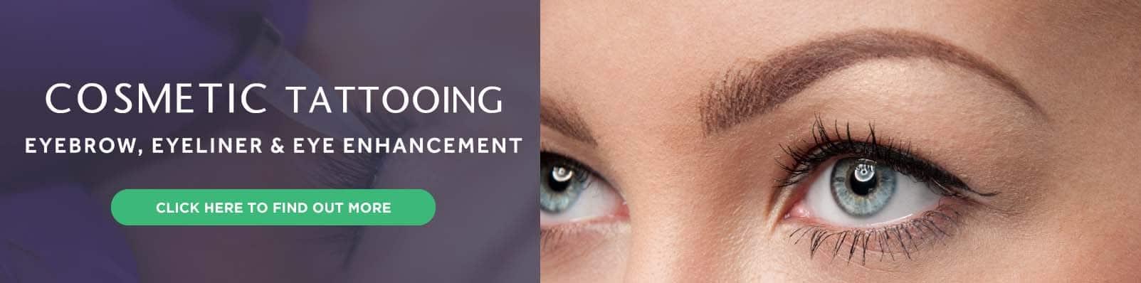 cosmetic eyebrow tattooing