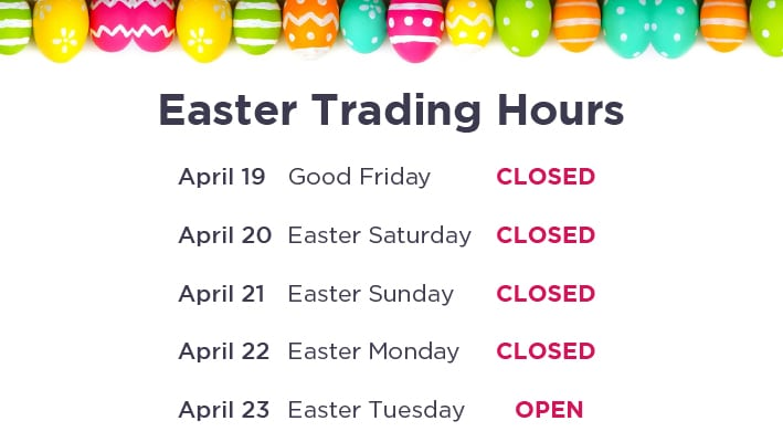 easter trading hours blog