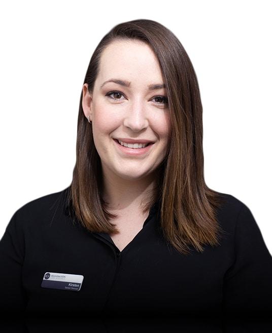 Kirsten Tiplady, 高级临床医生