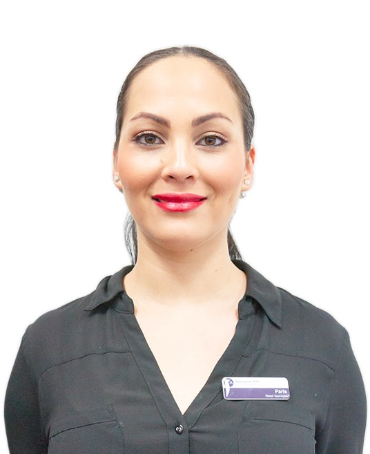 Parisa Konari, Retail Specialist
