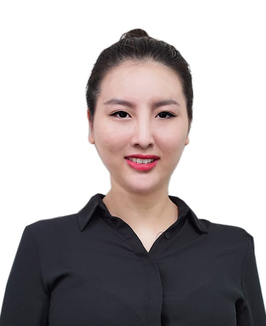 Regina Wu, Chinese Marketing Specialist