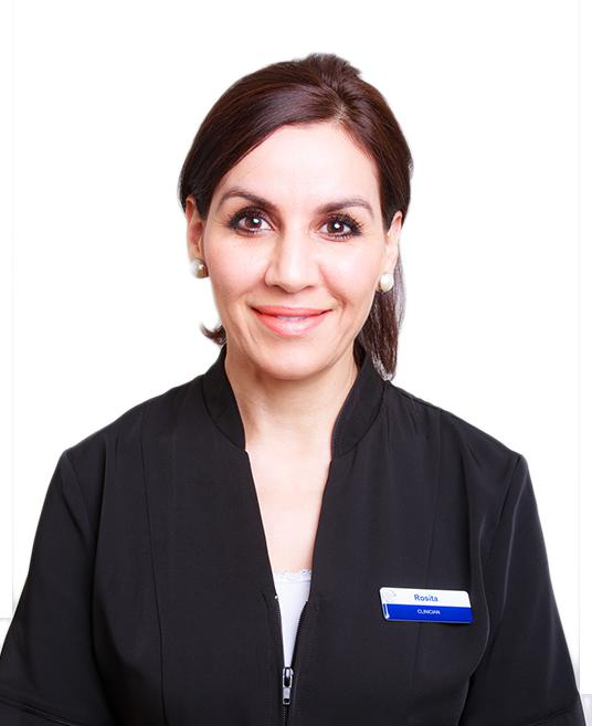 Rosita Ghazavi, Principal Clinician