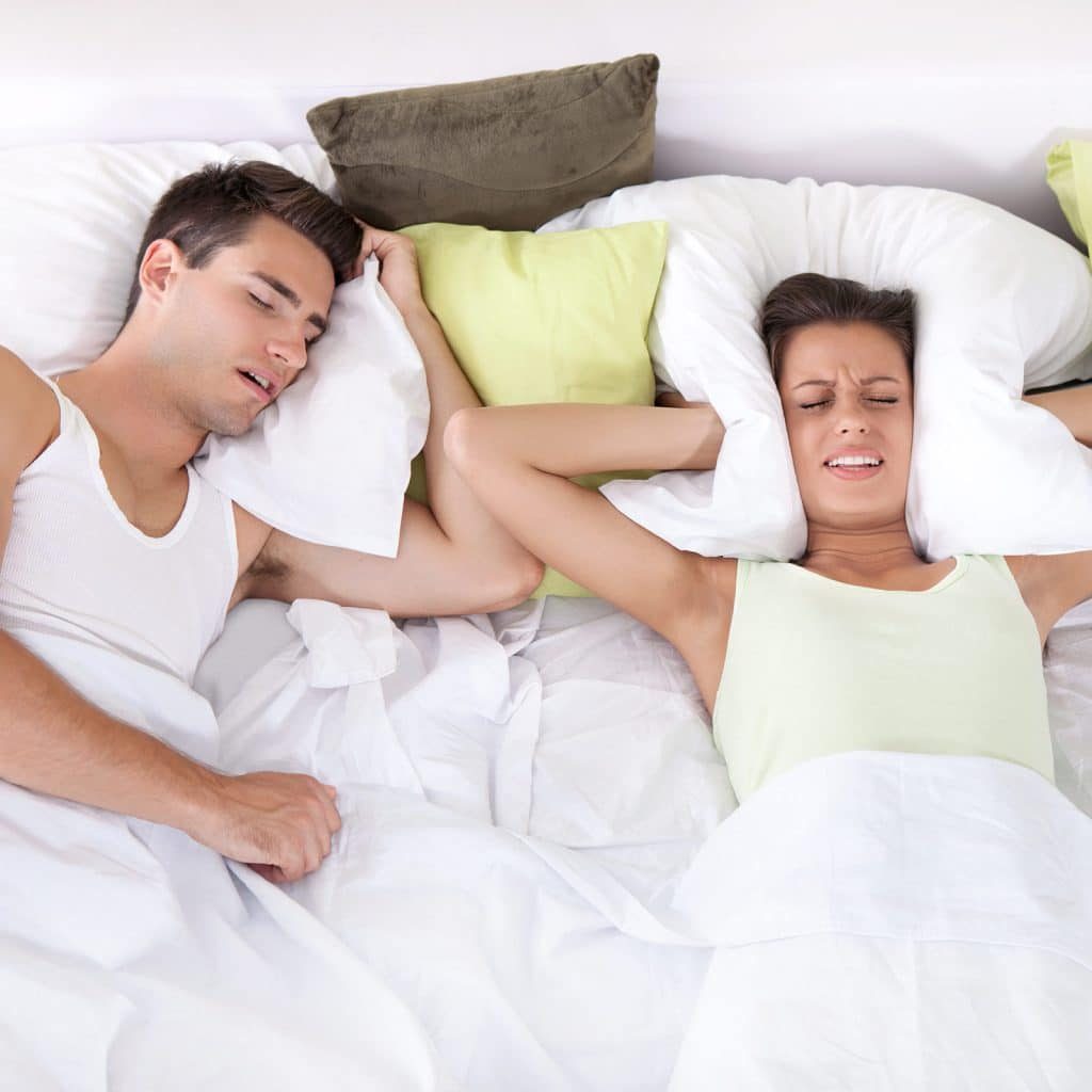 treatment snoring causes