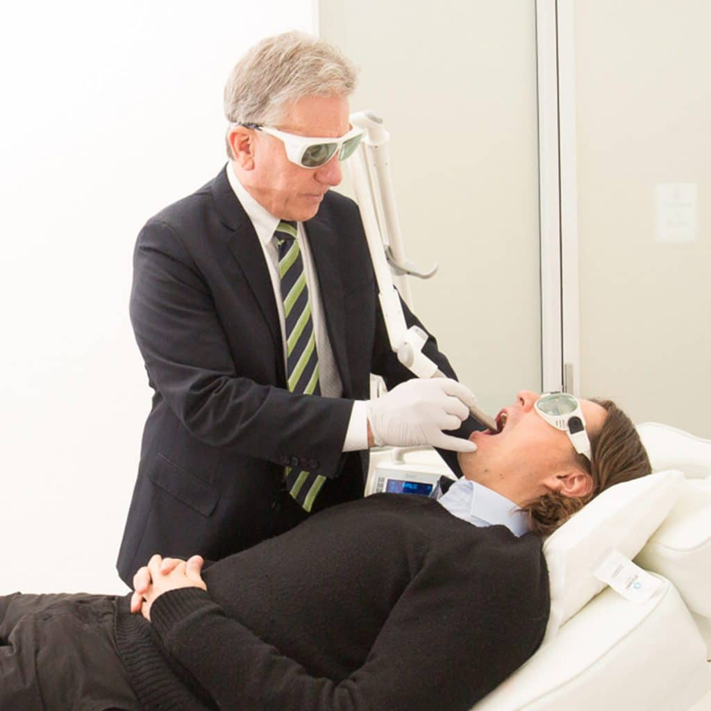treatment snoring laser