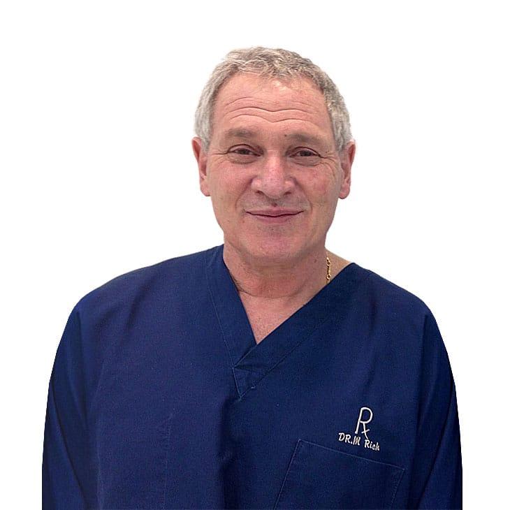 Dr Michael Rich, liposculpture expert