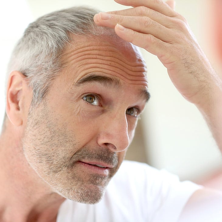 Regrow thinning hair