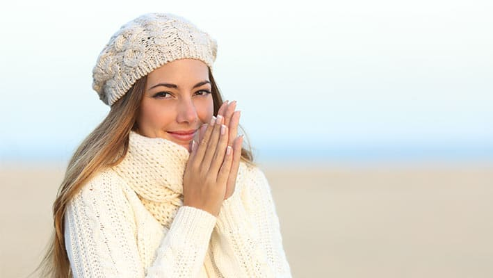 winter skin treatments